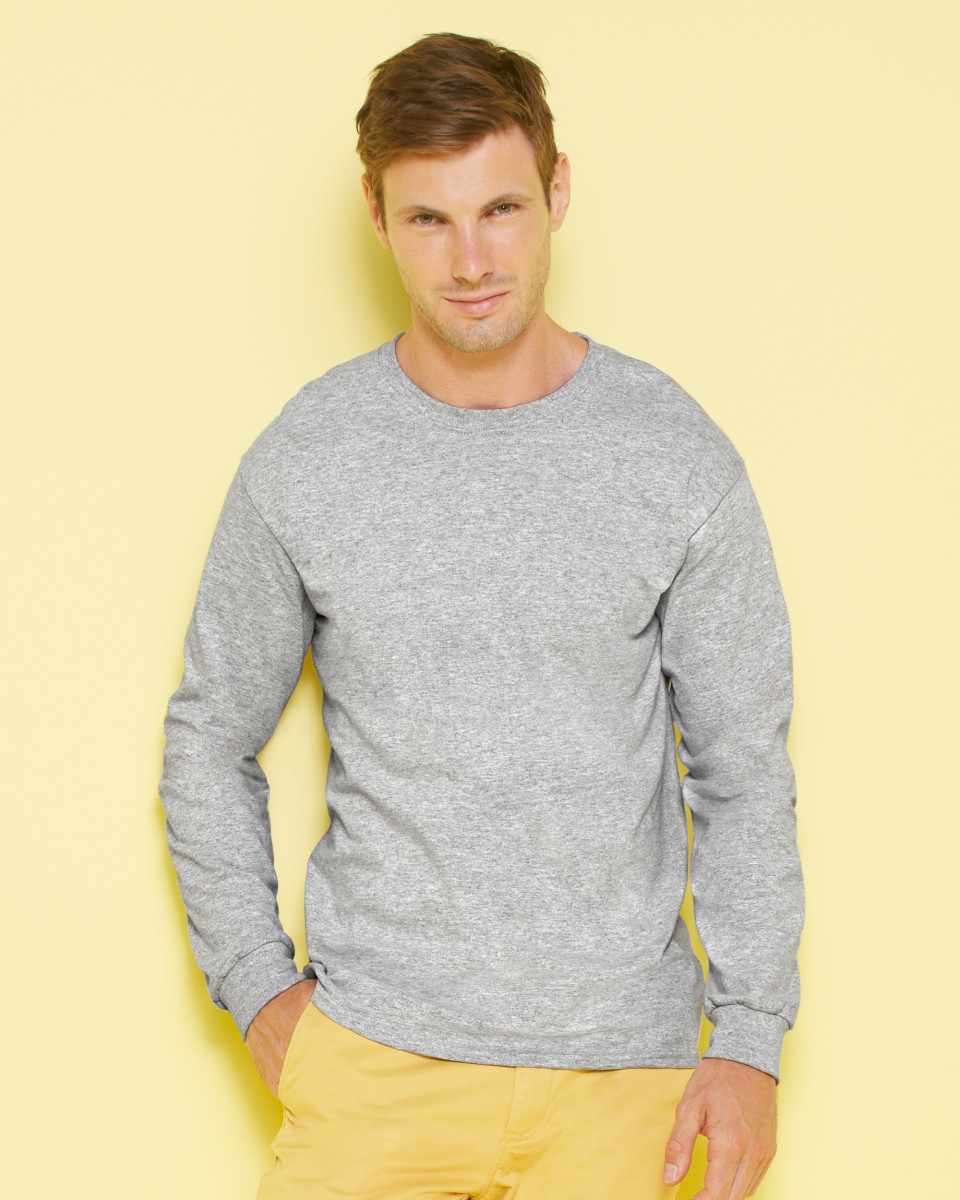 33ed2900 2400 GILDAN ULTRA COTTON LONG SLEEVE T-SHIRT