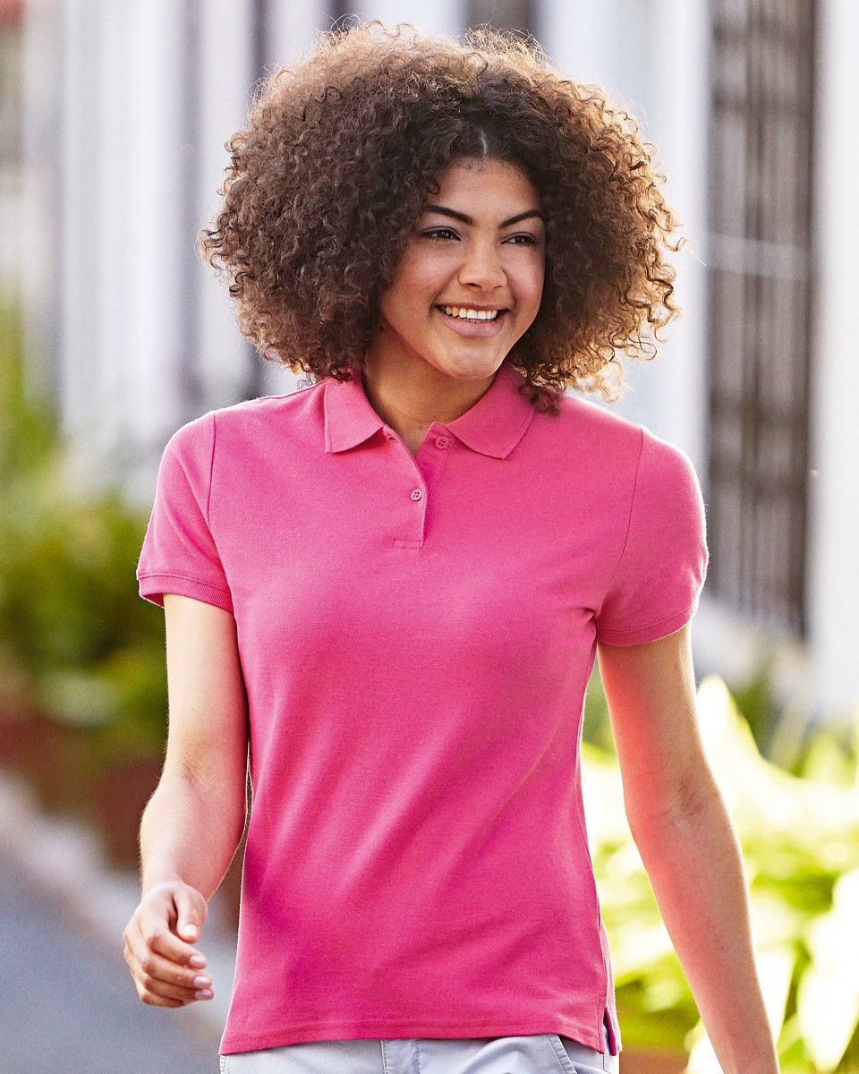 3b7ab898 63030 Fruit Of The Loom Lady-Fit Premium Polo. variant attributes. variant  attributes. variant attributes. variant attributes. Product Condition : New