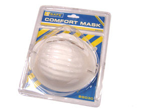BS030 PRE PACKED COMFORT MASKS- 5/PACK
